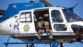 Special Task Force Tactical Demonstration