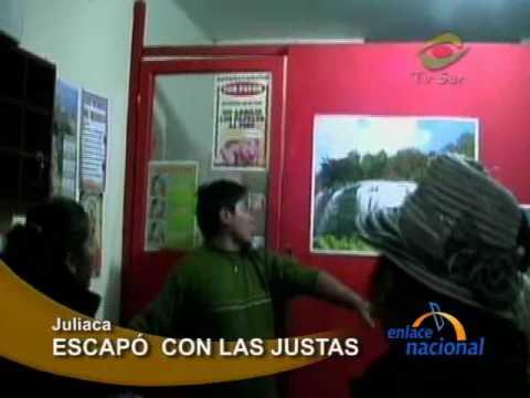 Casi linchan a presunto violador de menor en hostal de Juliaca