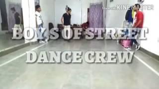OH HO HO HO ||Sukhbir|| HINDI MEDIUM|| Boys of street dance crew