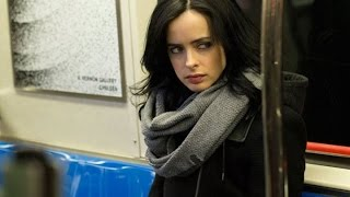 First Look Friday - Marvel's Jessica Jones Series