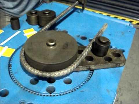 Peçaforte Máquinas de Corte e Dobra de Vergalhão de Aço