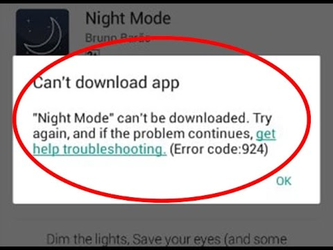 Xxx Mp4 How To Fix Google Play Store Error 924 Can 39 T Download App In Google Play Store 3gp Sex