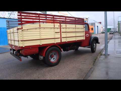 Camión Ebro B 45