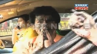 Papu Pom Pom's Remark: Protesters Throw Ink On Papu's Face