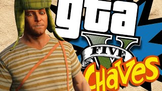 Chaves no GTA V - Acapulco