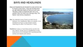 IGCSE Geography: Coasts 1/2