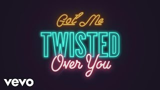New Reign & D-Phantom - Twisted (Over You) [Lyric Video] ft. Keith Sweat