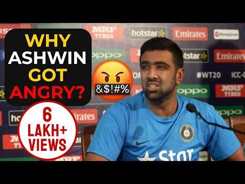 Xxx Mp4 R Ashwin Loses Cool 3gp Sex