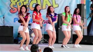 Up & Down (EXID) dance performance by the A-Plus PaintBabes