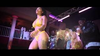 Mizhani & Blac Chyna Performing at KOD Invades Bahamas presented by Got Dior Promotions
