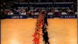 1993 DM Bremerhaven TD Duesseldorf Rot-Weiss Israel
