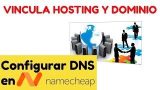 Configurar DNS en Namecheap