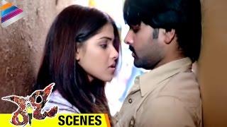 Ram and Genelia Escape from Supreet   Ready Telugu Full Movie Scenes   Sunil   Telugu Filmnagar