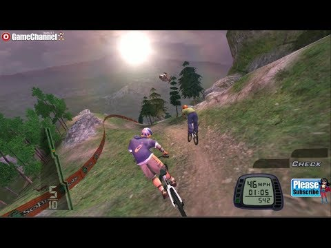 The on cheats for downhill ps2 domination