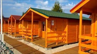 Cheap Polish Off Grid Cabin - Wooden Holiday Houses