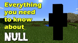 Everything You Need To Know About Null - Minecraft