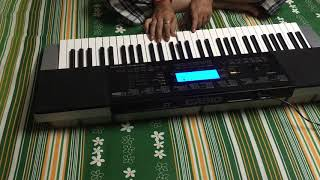 Golmaal Again .... Neend Churayi Meri Kisne O Sanam # music keyboard