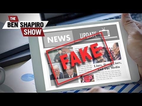 Liars Damn Liars And The Media The Ben Shapiro Show Ep. 699