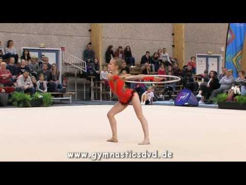Jaklin Grela (BEL) - Pre-Junior 05 - Calais 2017