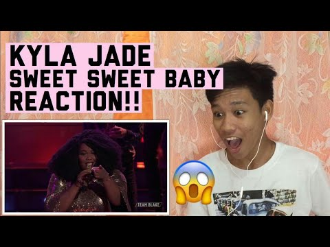 Kyla Jade - Sweet Sweet Baby (Since You've Been Gone) | The Voice 2018 Top 11 (REACTION)