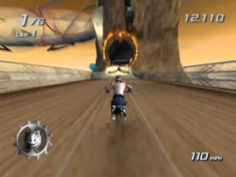 Freekstyle PS2 Gameplay