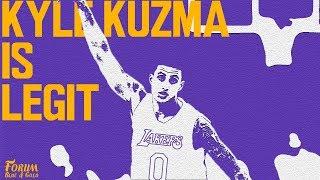 Kyle Kuzma Is Legit