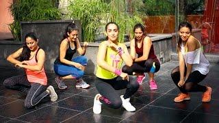 Panya - Bracket ft. Tekno - Zumba Fitness Choreography - ZIN™ Simrann Sabharwaal