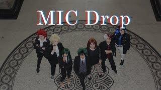 BTS+Mic+DROP%2F%2F+BNHA+Villain+CMV