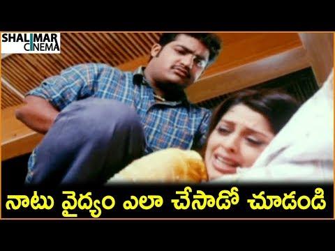 NTR, Nagma  || Latest Telugu Movie Scenes || Shalimarcinema