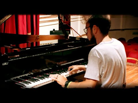 """All Of Me"" - John Legend (Theatre Grand Piano Cover) - Costantino Carrara"