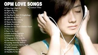 OPM Nonstop Love Songs 2017   Best OPM Tagalog Love Songs Collection