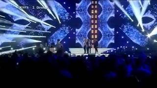 Allstars   Within You vs  Stronger X Factor DK 2012 Finale