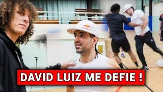 DAVID LUIZ ET SA TEAM ME DEFIENT !