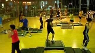 Ronnie's Fun Step CFBV - 261109
