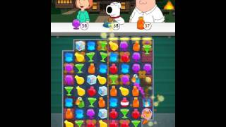 Family Guy - Another Freakin Mobile Game - Level 214 - No Boosters