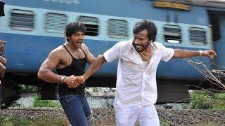 Super Action Shots - Arindam - Mu Raja Tu Rani - Odia Movie