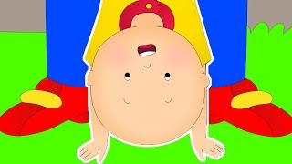 HICCUPS! | CAILLOU FULL EPISODES | Cartoons for Kids | Cartoon for Children | Cartoon movie