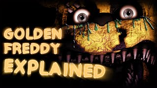The Crying Child's Identity REVEALED! || We ARE Golden Freddy! || Five Nights At Freddy's 4