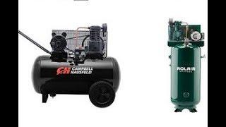 Reviews: Best 30 Gallon Air Compressors 2018