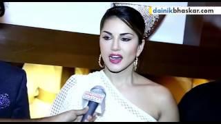 Mastizaade Movie Stars Sunny Leone & Vir Das Exclusive Interview || Dainik Bhaskar