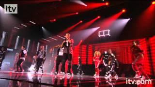 Red or Black 2012 | JLS Performance | ITV