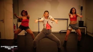 AYA - Choreo on Denyque How to rave - (Special Gyal ® Beginners Class)