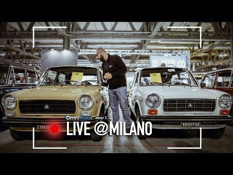 Cosa comprare con 10 mila euro o anche meno Milano AutoClassica 2017