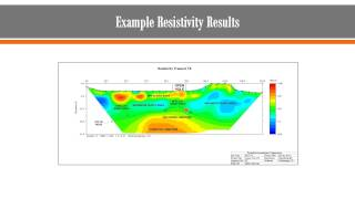 Geophysics: Electrical Resistivity Mapping to Evaluate a Sinkhole Collapse