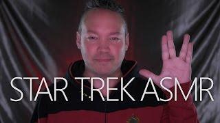 Go BEYOND: Star Trek ASMR ~ ASMR/Whispering/Binaural