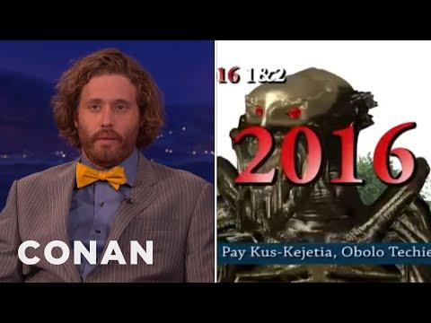 TJ Miller's Favorite Insane Movie Trailer  - CONAN on TBS