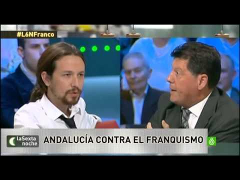 Alfonso Rojo pierde los papeles cuando Pablo Iglesias le recuerda algo