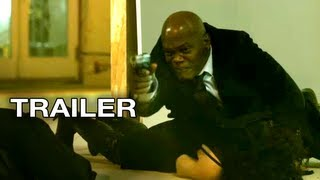 The Samaritan Official Trailer #1 - Samuel L. Jackson Movie (2012)