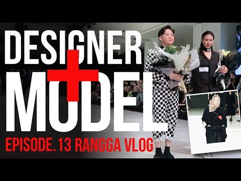 Runway Bareng YUKI KATO at Jakarta Food & Fashion Festival 💃 | Rangga Moela Vlog #Eps13