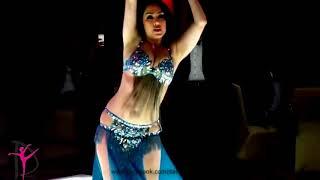 صافيناز 2018 رقص شرقي مصري